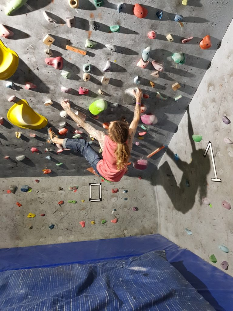 Image for Boulder and Lead Climbing
