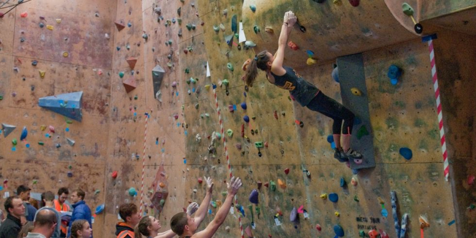 Image of Group Bookings at Hume - Canberra Indoor Rock Climbing